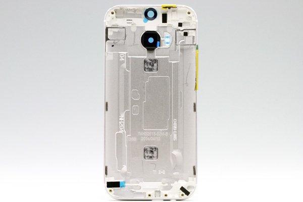 【ネコポス送料無料】HTC One (M8) バックカバー 全4色  [2]