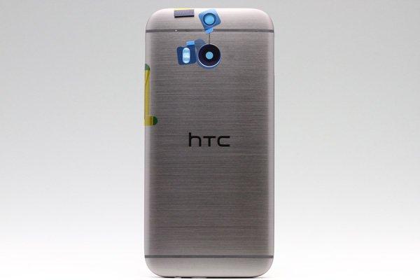 【ネコポス送料無料】HTC One (M8) バックカバー 全4色  [12]