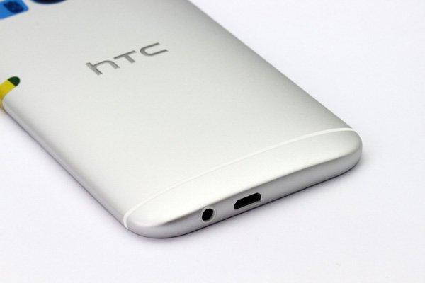 【ネコポス送料無料】HTC One (M8) バックカバー 全4色  [6]