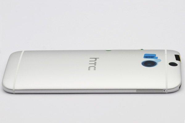 【ネコポス送料無料】HTC One (M8) バックカバー 全4色  [8]