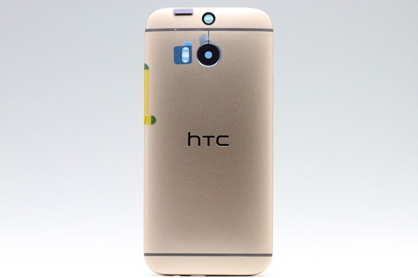 【ネコポス送料無料】HTC One (M8) バックカバー 全4色  [10]