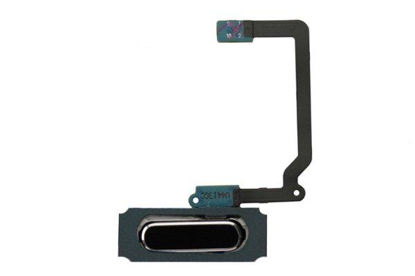 【ネコポス送料無料】Galaxy S5 (SM-G900 SC-04F SCL23) ホームボタンケーブルASSY 全2色  [1]
