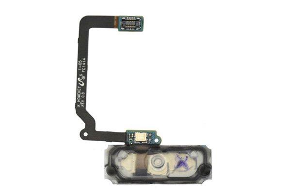 【ネコポス送料無料】Galaxy S5 (SM-G900 SC-04F SCL23) ホームボタンケーブルASSY 全2色  [3]