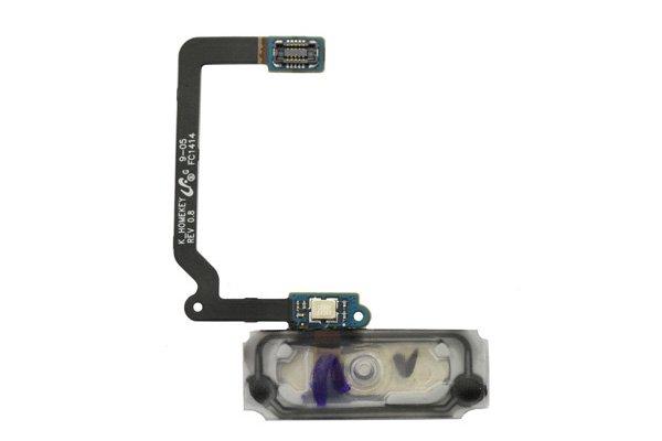 【ネコポス送料無料】Galaxy S5 (SM-G900 SC-04F SCL23) ホームボタンケーブルASSY 全2色  [4]