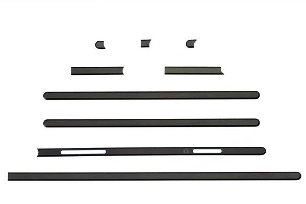【ネコポス送料無料】Xperia T2 Ultra (D5322) サイドプレートセット 全2色  [1]