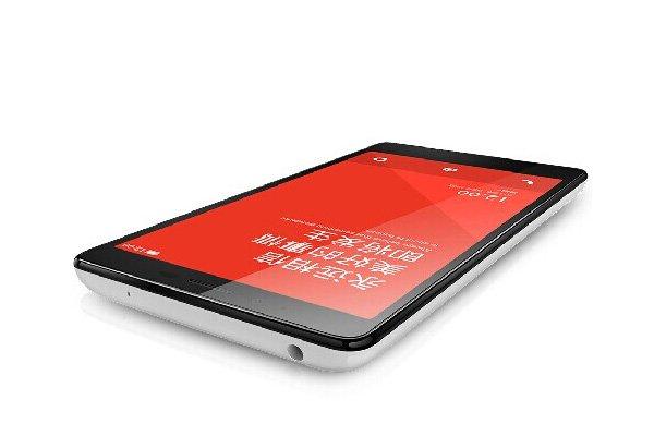 1.6GHz クアッドコア MSM8928搭載 Xiaomi (小米) 紅米Note 4G 8GB ホワイト SIMフリー [11]