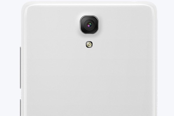 1.6GHz クアッドコア MSM8928搭載 Xiaomi (小米) 紅米Note 4G 8GB ホワイト SIMフリー [7]