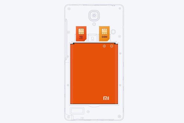 1.6GHz クアッドコア MSM8928搭載 Xiaomi (小米) 紅米Note 4G 8GB ホワイト SIMフリー [9]