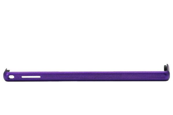 【ネコポス送料無料】Xperia Z Ultra (SOL24 C6833) トップボトムカバーセット 全3色  [9]