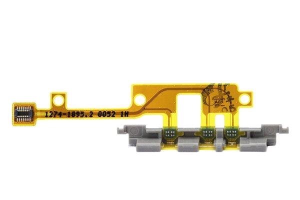 【ネコポス送料無料】Xperia Z1f (SO-02F) 電源 & 音量ボタンケーブル  [1]