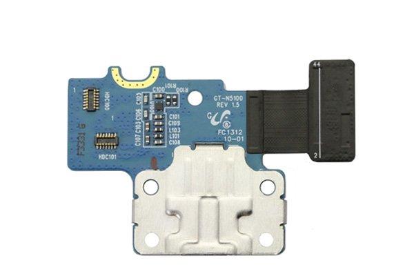 【ネコポス送料無料】Galaxy note8.0 (GT-N5100) USBコネクターケーブルASSY  [1]
