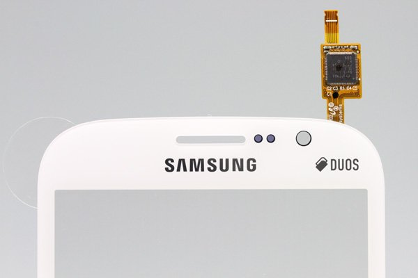 Galaxy Grand Duos (GT-I9082) タッチパネル ホワイト [3]