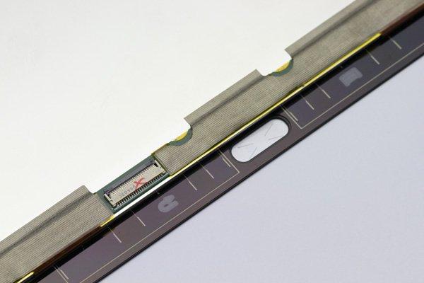Galaxy Note Pro 12.2 (SM-P900 905) フロントパネルASSY ブラック  [7]