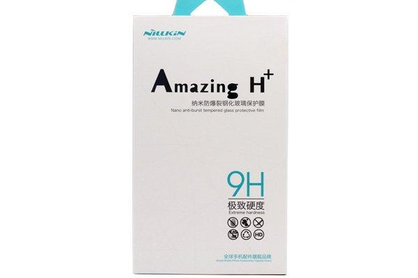 【ネコポス送料無料】HTC One (M8) 強化ガラスフィルム ナノコーティング 硬度9H  [5]