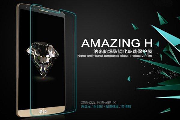 【ネコポス送料無料】LG G3 強化ガラスフィルム ナノコーティング 硬度9H  [2]