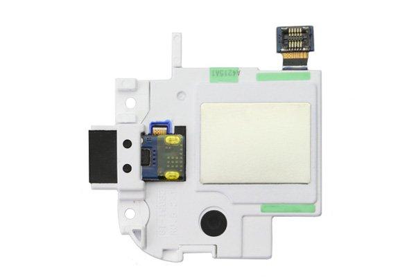 【ネコポス送料無料】Galaxy Grand Duos (GT-I9082) スピーカーモジュール ホワイト  [2]