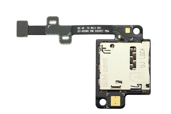 【ネコポス送料無料】Galaxy note8.0 (GT-N5100) SIMカードスロットケーブル  [1]