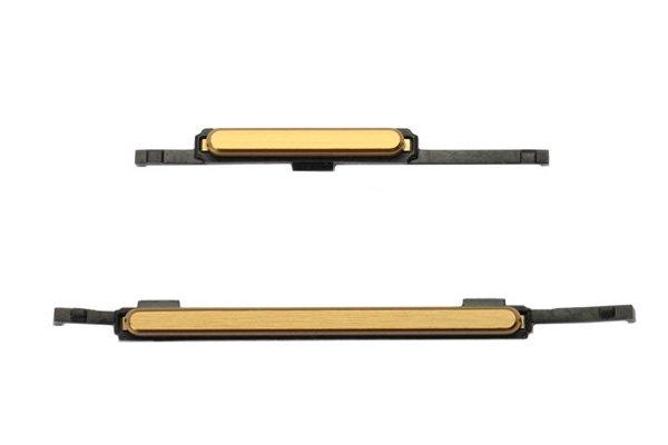 【ネコポス送料無料】Galaxy Note3 (SM-N900 SC-01F SCL22) 電源 & 音量ボタン 全2色  [2]