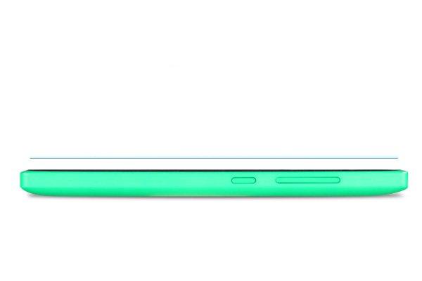 【ネコポス送料無料】NOKIA XL 強化ガラスフィルム ナノコーティング 硬度9H  [8]