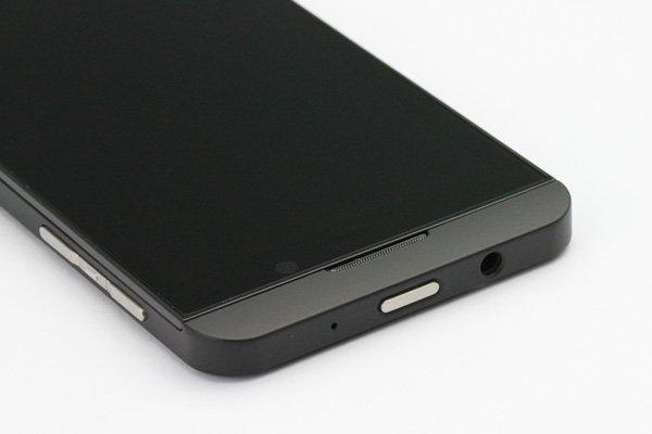 Blackberry Z10 3G版 フロントパネルASSY ブラック [6]