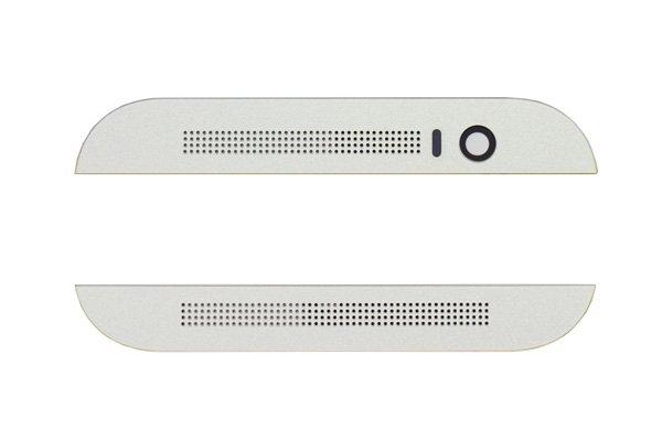 【ネコポス送料無料】HTC One (M8) プレートセット 全4色  [2]