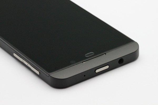 Blackberry Z10 4G(LTE)版 フロントパネルASSY ブラック [8]