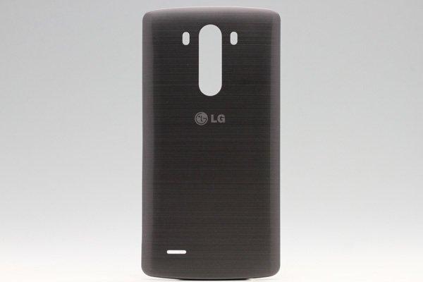 【ネコポス送料無料】LG G3 (D855) バックカバー 全4色  [1]