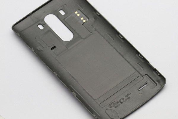 【ネコポス送料無料】LG G3 (D855) バックカバー 全4色  [12]