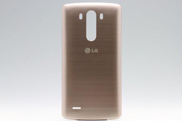 【ネコポス送料無料】LG G3 (D855) バックカバー 全4色  [3]
