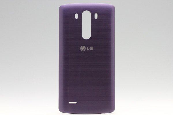 【ネコポス送料無料】LG G3 (D855) バックカバー 全4色  [4]