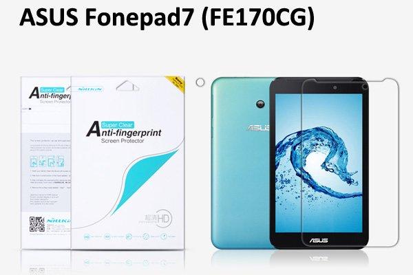 【ネコポス送料無料】ASUS Fonepad 7 (FE170CG) 液晶保護フィルムセット クリスタルクリアタイプ  [1]