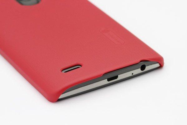 【ネコポス送料無料】LG G3 (D855) 専用ハードカバー 液晶保護フィルム付き 全5色 [13]