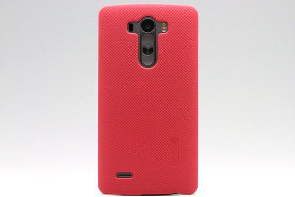 【ネコポス送料無料】LG G3 (D855) 専用ハードカバー 液晶保護フィルム付き 全5色 [9]