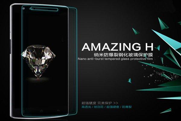 【ネコポス送料無料】OnePlus One (A0001)強化ガラスフィルム ナノコーティング 硬度9H  [2]