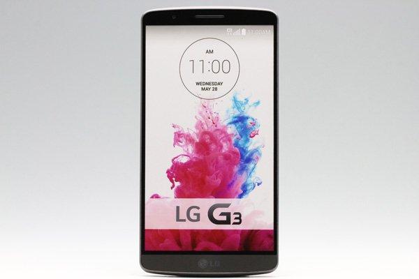 【ネコポス送料無料】LG G3 (D855) モックアップ(模型) 全2色 [1]