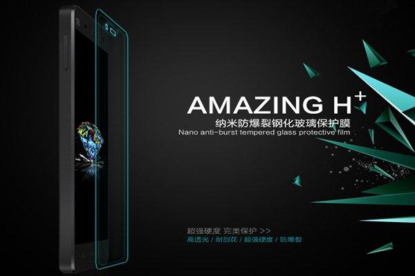 【ネコポス送料無料】Xiaomi (小米) Mi4 強化ガラスフィルム ナノコーティング 硬度9H  [2]