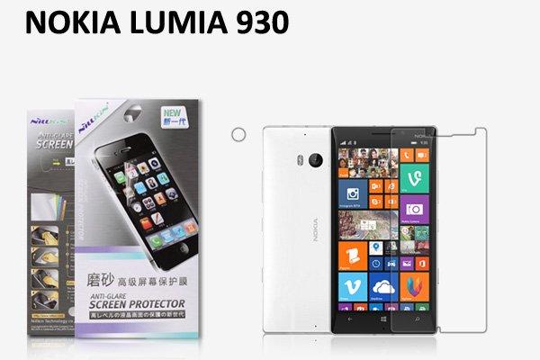 【ネコポス送料無料】NOKIA LUMIA930 液晶保護フィルムセット アンチグレアタイプ  [1]