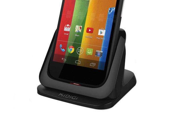 KIDIGI Motorola Moto G (XT1032) クレードル LC5-MTMG Ultrathin cover-mate [2]