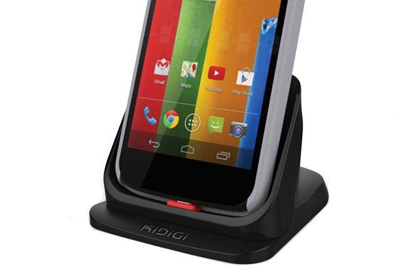 KIDIGI Motorola Moto G (XT1032) クレードル LC5-MTMG Ultrathin cover-mate [3]