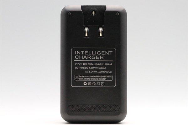 LG G3 (D855)用 ユニバーサルバッテリーチャージャー  [3]