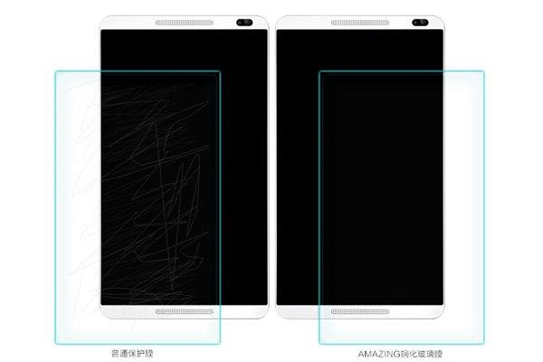 【ネコポス送料無料】Huawei MediaPad M1 8.0 強化ガラスフィルム ナノコーティング 硬度9H  [4]