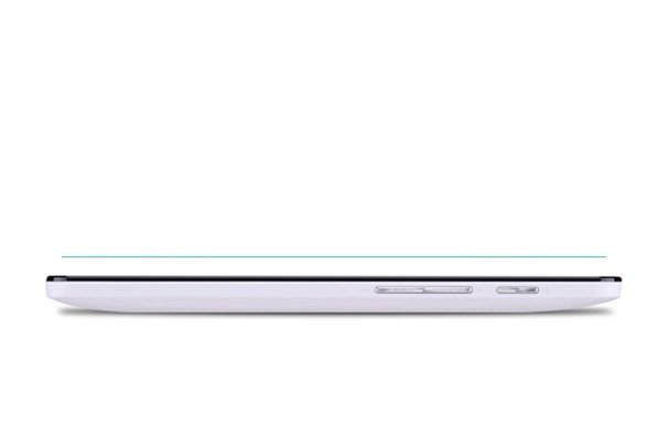 【ネコポス送料無料】ASUS Zenfone4 強化ガラスフィルム ナノコーティング 硬度9H  [8]