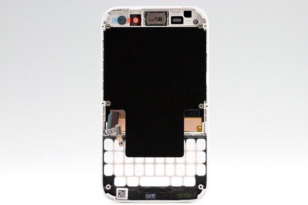 Blackberry Q5 AカバーASSY ホワイト [2]