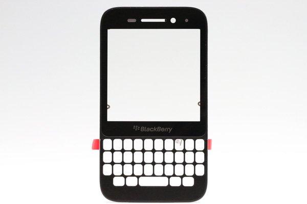 【ネコポス送料無料】Blackberry Q5 Aカバー単品 全2色 [1]