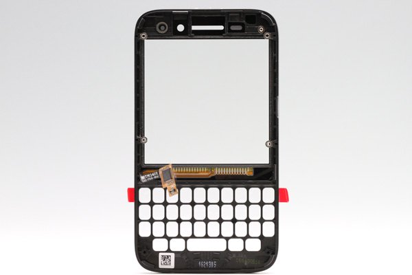 【ネコポス送料無料】Blackberry Q5 Aカバー単品 全2色 [2]