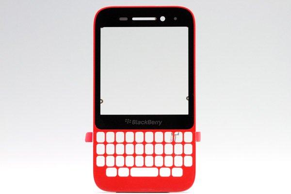 【ネコポス送料無料】Blackberry Q5 Aカバー単品 全2色 [8]