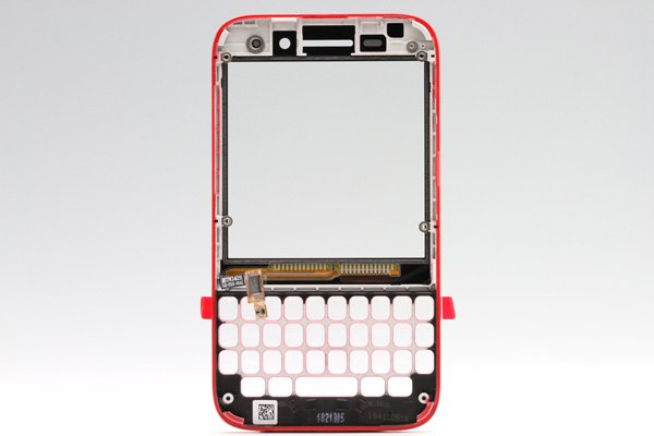 【ネコポス送料無料】Blackberry Q5 Aカバー単品 全2色 [9]
