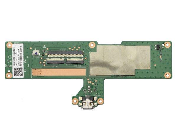 【ネコポス送料無料】Google Nexus7 (2013モデル) Wi-Fiモデル マイクロUSBコネクターボードASSY  [1]