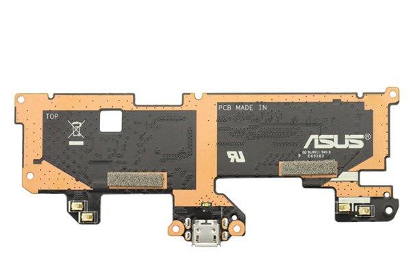 Google Nexus7 (2013モデル) LTEモデル マイクロUSBコネクターボードASSY  [2]