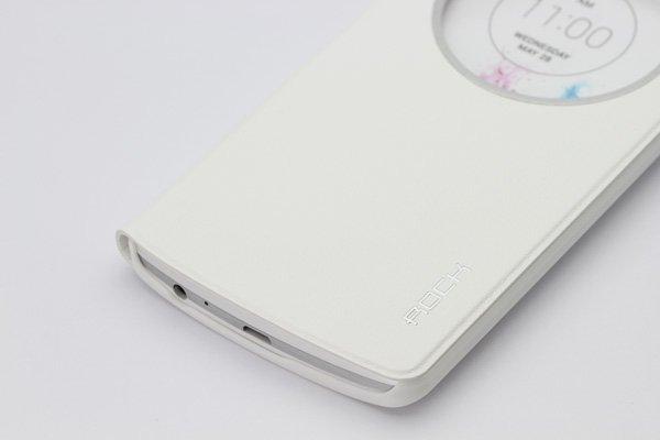 Rock Uni Series LG G3 高品質PUケース オートスリープタイプ 全4色 [13]